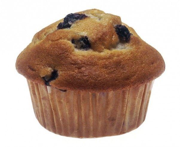 Receta cupcake saludable