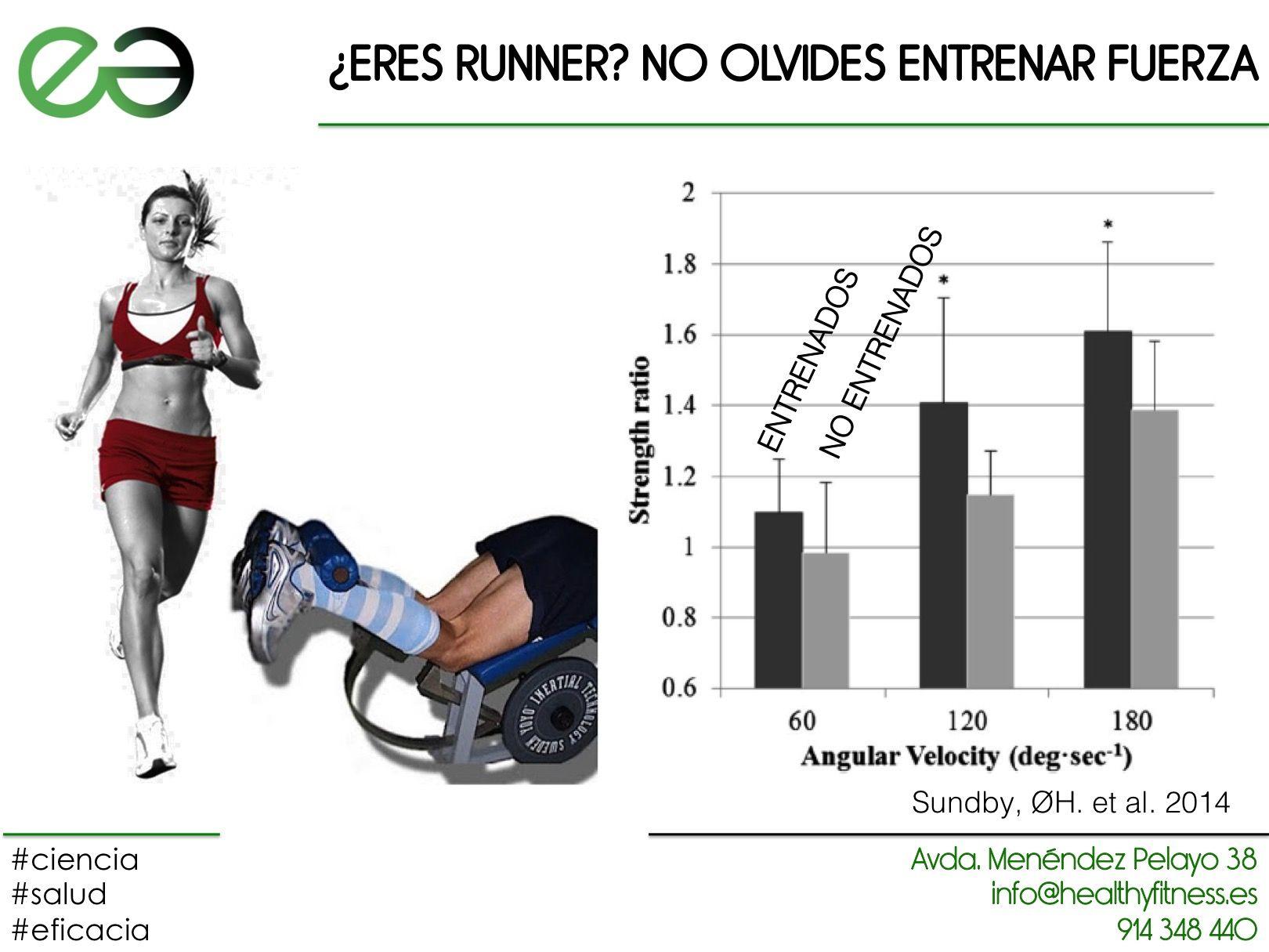 Consejo para correr más