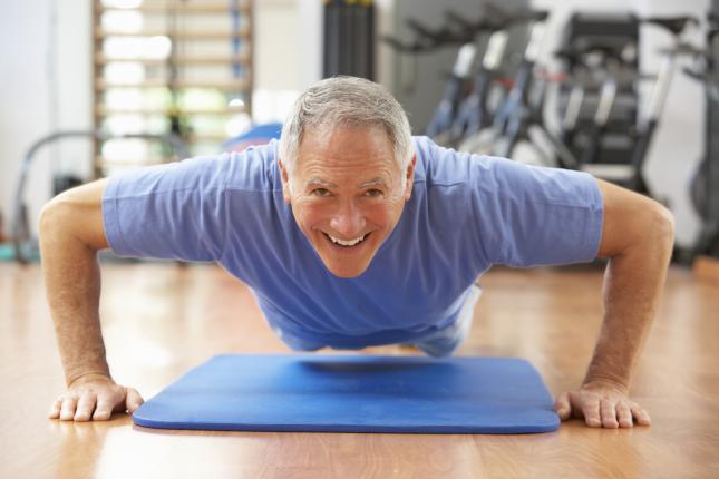 Fuerza muscular y longevidad