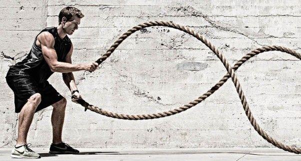 Entrenamiento con ropes