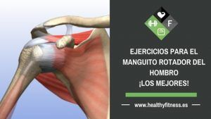 ejercicios manguito rotador hombro