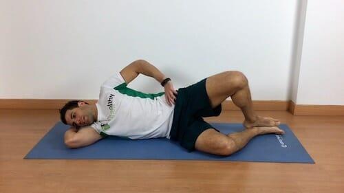 ejercicios para menisco roto