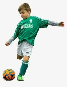 entrenador personal niños para deportes