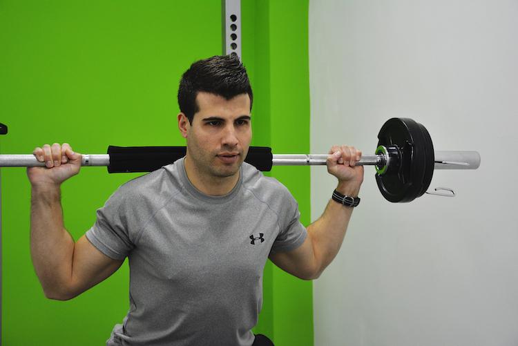 peso libre centro entrenamiento personal madrid