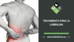 tratamiento lumbalgia